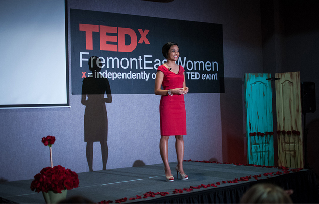 Christina Ambubuyog TEDx Intuition Fremont East Women Las Vegas