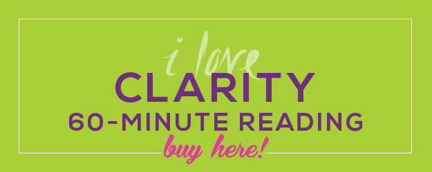 I love clarity BUY button 60 min