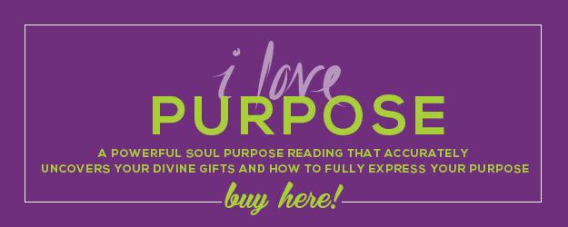 I love purpose BUY button
