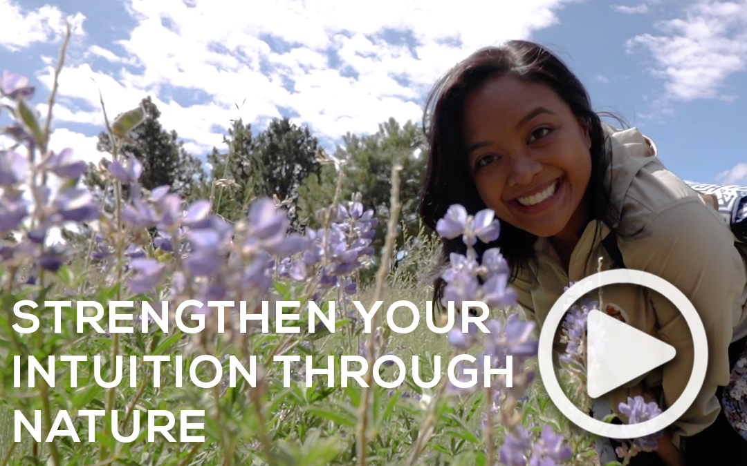 How to Strengthen Your Intuition through Nature